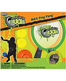 Max Boom Ping Pong