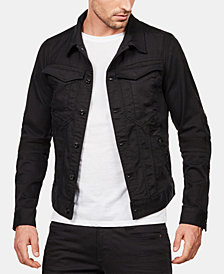G-Star RAW Men's Motac Sec Slim Jacket, Created for Macy's