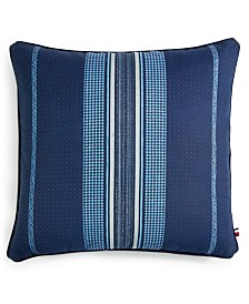 Tommy Hilfiger Lockeport Stripe European Sham