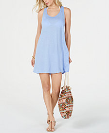Miken Racerback Cover-Up Dress