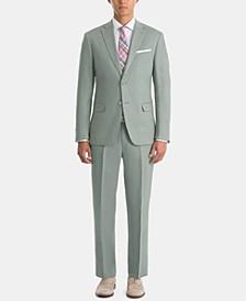 Men's UltraFlex Classic-Fit Linen Suit Separates