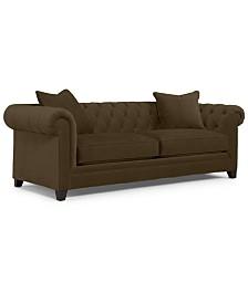 "Martha Stewart Collection Saybridge 92"" Fabric Sofa, Created for Macy's"
