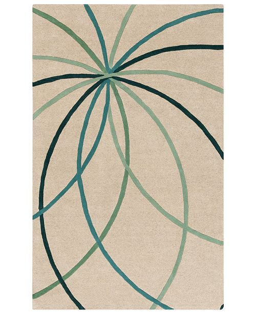 Surya Forum FM-7216 Grass Green 12' x 15' Area Rug