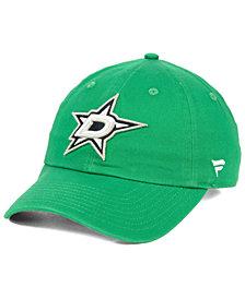 Authentic NHL Headwear Dallas Stars Fan Relaxed Adjustable Strapback Cap