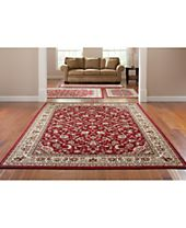 CLOSEOUT! KM Home Florence Kashan 4-Pc. Rug Set