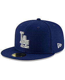 New Era Los Angeles Dodgers Metal & Thread 59FIFTY-FITTED Cap