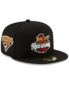 Rochester Red Wings League Patch 59FIFTY-FITTED Cap