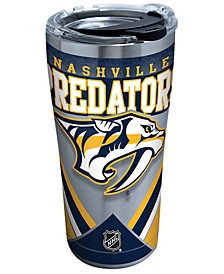 Nashville Predators 20oz Ice Stainless Steel Tumbler
