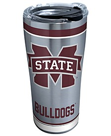 Mississippi State Bulldogs 20oz Tradition Stainless Steel Tumbler