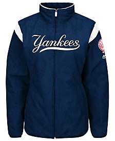 Majestic Women's New York Yankees Premier Jacket