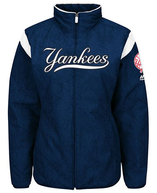 Majestic Women's New York Yankees Premier Jacket