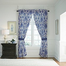 "Leland 84"" Square Curtain Panel Pair"