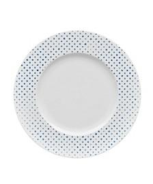 Hammock Rim  Salad Plate - Dots, Created for Macy's