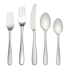 Lenox Stratton 65-PC Flatware Set, Service for 12