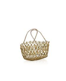 Shiraleah Small Felicity Basket
