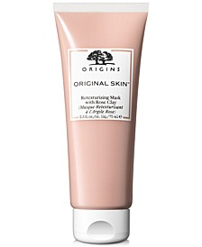 Original Skin Retexturizing Mask With Rose Clay, 2.5-oz.