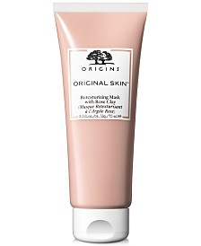 Origins Original Skin Retexturizing Mask With Rose Clay, 2.5-oz.
