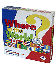 Where in the World? Game