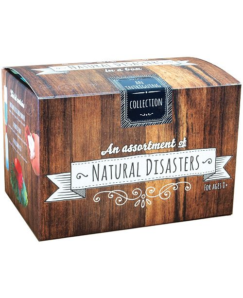 Copernicus Natural Disasters in a Box