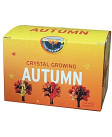 Crystal Growing Autumn