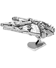 ICONX 3D Metal Model Kit - Large Millennium Falcon