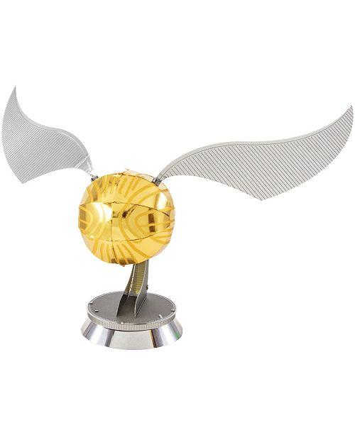 Fascinations Metal Earth 3D Metal Model Kit - Harry Potter Golden Snitch