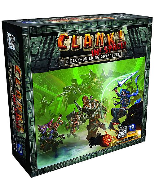 Renegade Game Studios Clank! In! Space!