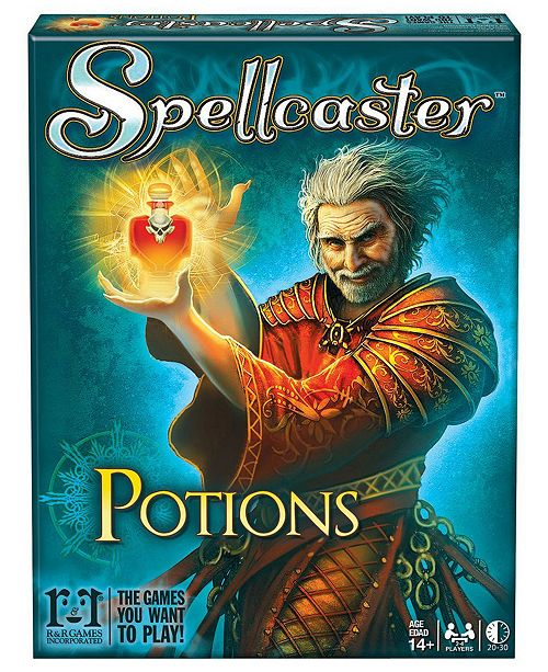 R&R Games Spellcaster Potions