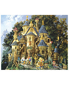 College of Magical Knowledge Jigsaw Puzzle - 1500 Piece