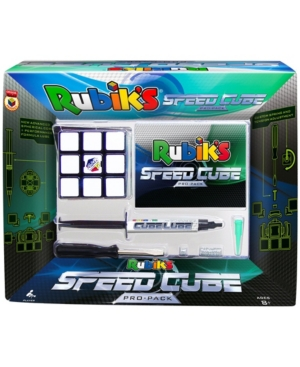 Rubik's Speed Cube Pro-Pack Puzzle Game