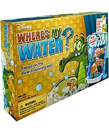 Disney Where's My Water? Signature Game