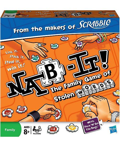 Hasbro Nab It
