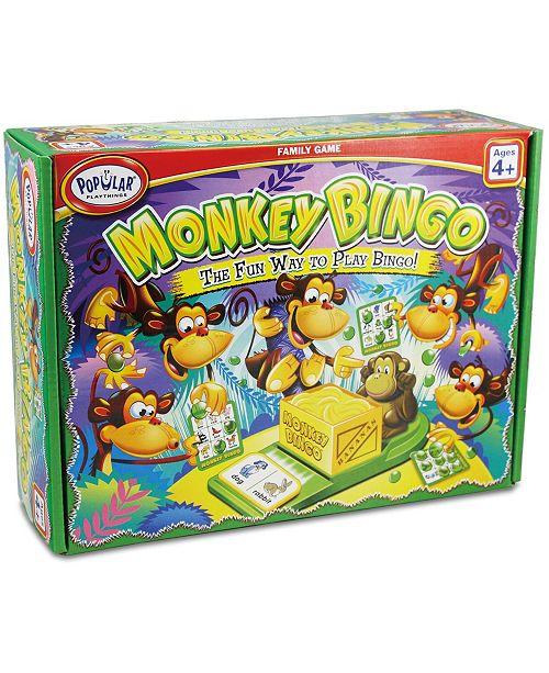 Popular Playthings Monkey Bingo