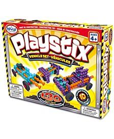 Playstix Vehicles 130 Pieces Set