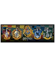 Harry Potter - Crests Jigsaw Puzzle - 1000 Piece