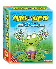 Catch the Match Card Game