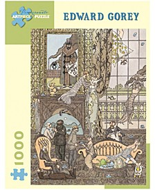 Edward Gorey - Frawgge Manufacturing Co. Puzzle- 1000 Pieces