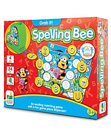 Grab It! Spelling Bee Educational Game