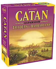 Catan- Traders and Barbarians Expansion