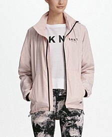 Sport Convertible Hooded Windbreaker