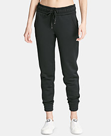 DKNY Sport Holographic-Logo Joggers, Created for Macy's