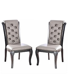 Sante Grey Side Chair (Set of 2)