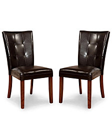 Traline Side Chair (Set Of 2), Quick Ship