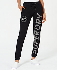 Superdry Ace Logo Sport Jogger Pants