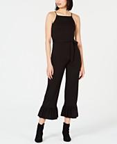 9c04c84170e Bar III Jumpsuits   Rompers for Women - Macy s