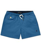 Polo Ralph Lauren Toddler Boys Traveler Twill Swim Trunks 4af5c3b85eb