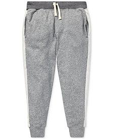 Polo Ralph Lauren Toddler Boys Spa Terry Cotton Jogger Pants