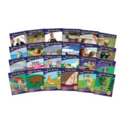Junior Learning Phonics Readers Fiction Learning Set