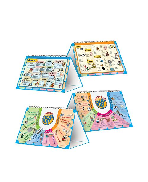 Junior Learning Writing Pop Up Educational Learning Set