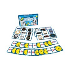 Junior Learning Time Bingo Learning Educational Game